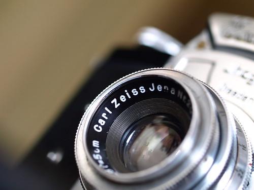 Carl Zeiss Jena (CZJ) 5cm lens
