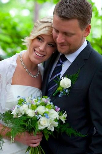 Bröllopsbild