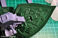 1-100 Kshatriya Neograde Version Colored Cast Resin Kit Straight Build Review (64)
