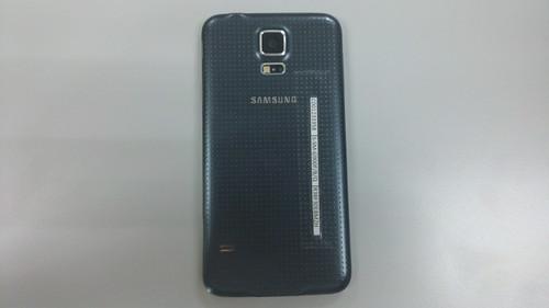 Samsung Galaxy S5 ด้านหลัง