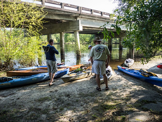 Ogeechee River with LCU-009