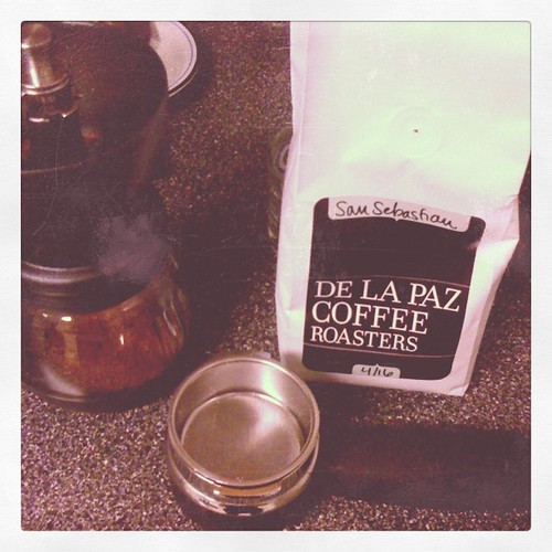 @delapazcoffee ice latte at home, San Sebastian // Colombia by Archive Victor