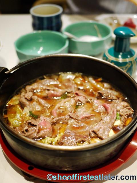 sukiyaki set P870