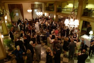 Post Concert Party at Poinsett