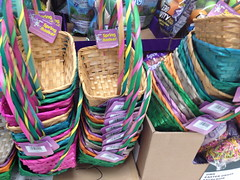 Easter egg hunt baskets, Cold Storage