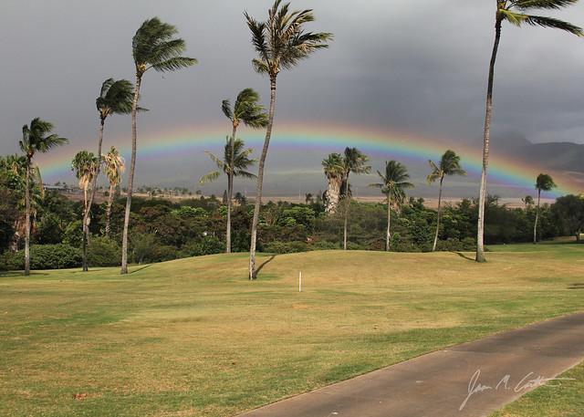 050612 Maui Rainbow