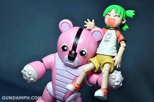 Revoltech Yotsuba DX Summer Vacation Set Unboxing Review Pictures GundamPH (65)