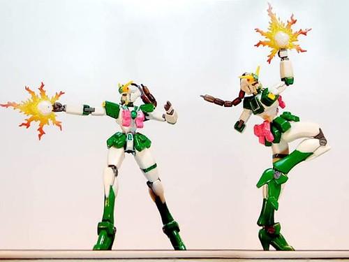 Sailor Moon Gundam PH Jupiter2