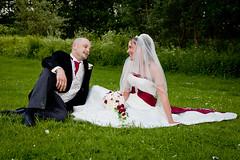 Svadobný pár