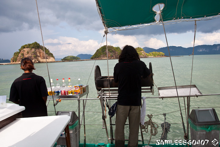 20120409 2012.04.08 Crystal Yacht Sunset Cruise @ Langkawi-9
