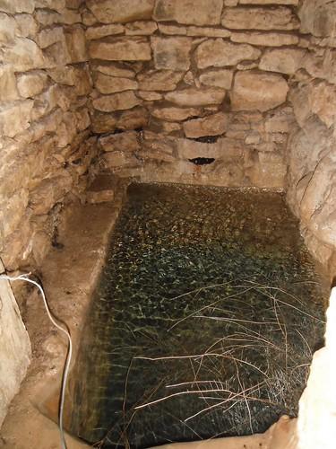 Cisterna de la font de Puig-Alt