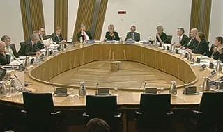 Justice Committee Scottish Parliament 11