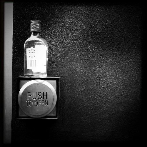 Push to open by Darrin Nightingale