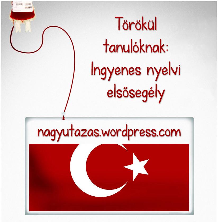 Magyar-török szószedet