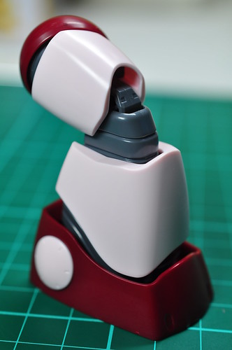 HG 144 7-Eleven BearGuy Gundam OOTB Unboxing Review (39)