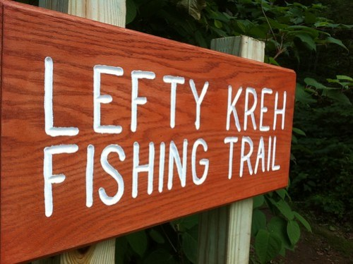 Lefty Kreh Fishing Trail
