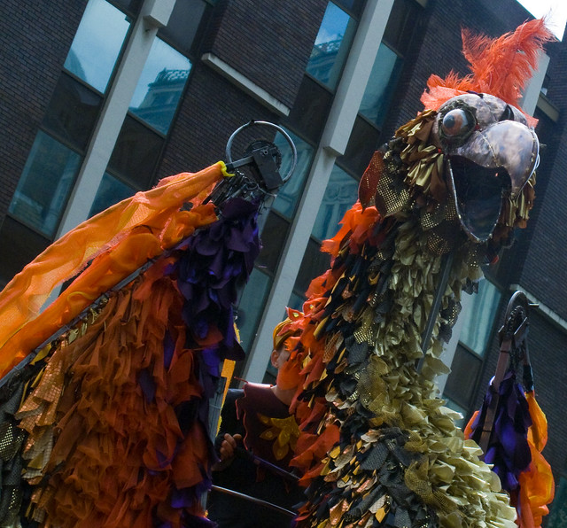 Manchester Day Parade 2012