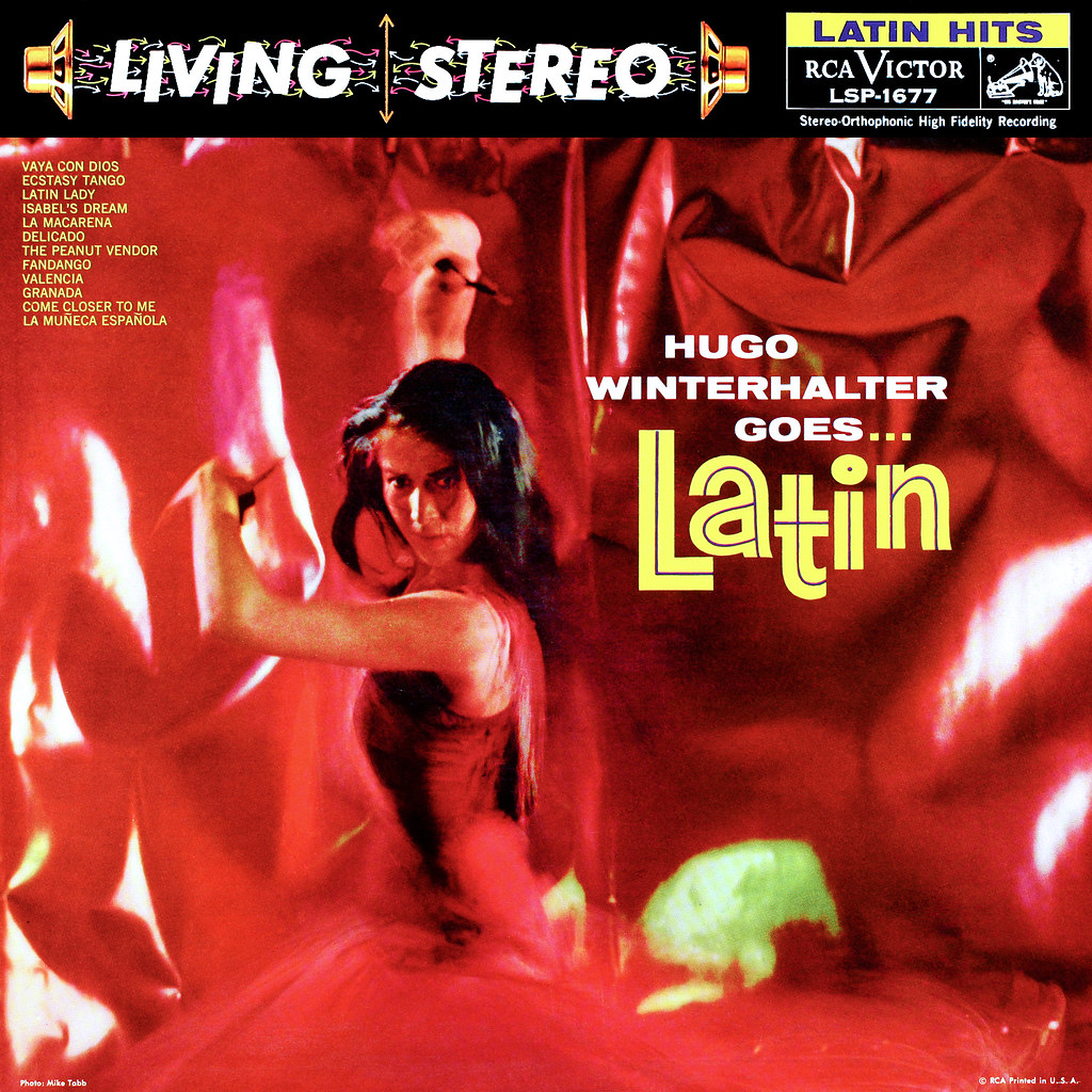 Hugo Winterhalter Goes Latin