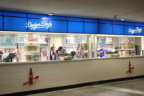 Dodger Dogs, LA