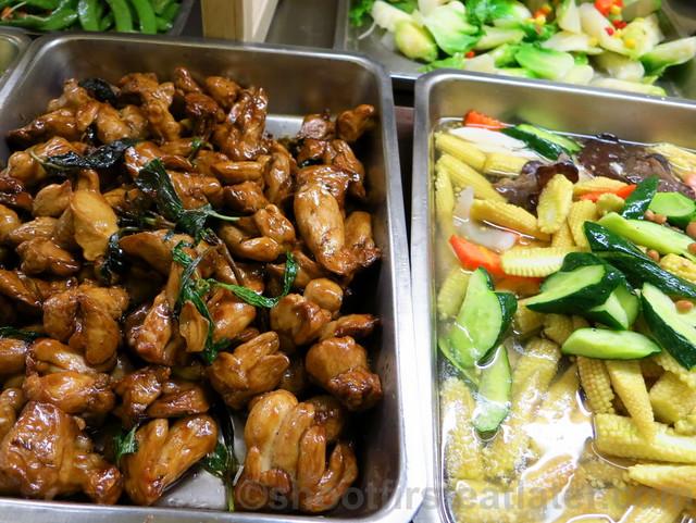 素雅屋 (vegetarian restaurant in Taimall, Taipei)-011
