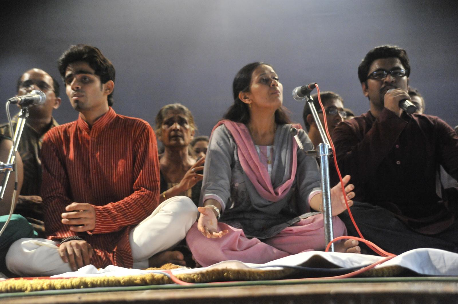 intensive performance Pandit. Kaivalya kumar (Hindustani)