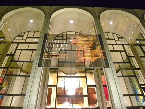 Lincoln Center (Lincoln Square)