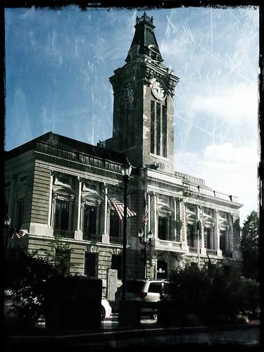 City Hall - Aged