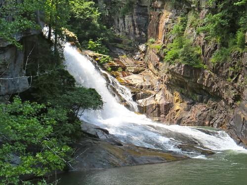 Hurricane Falls by waterfallshiker