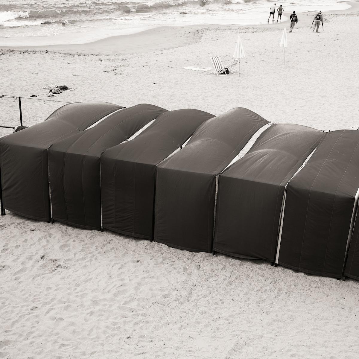 En la playa de San Juan de Luz (3109)