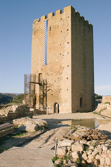 En el castillo