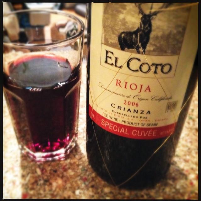 El Coto Rioja 2006