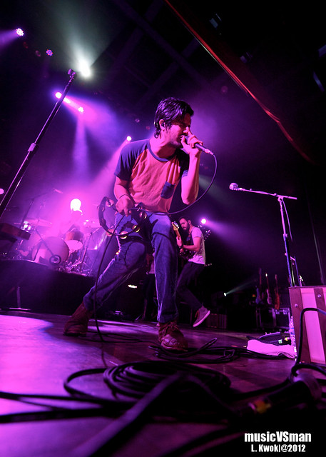 Young the Giant @ The Pageant