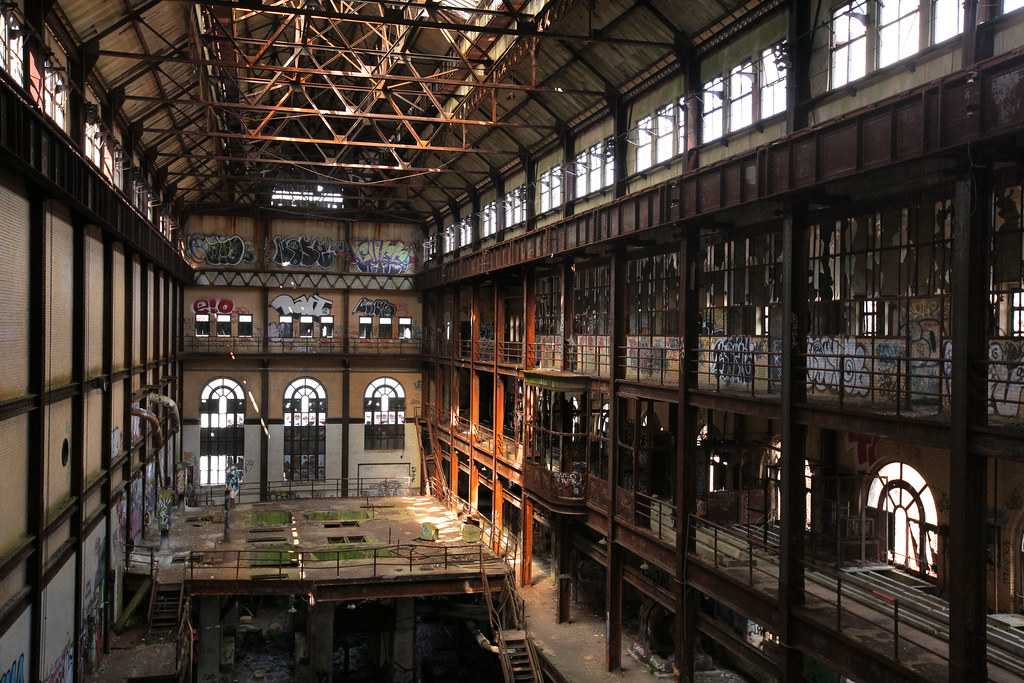 Industrial Abandonednyc