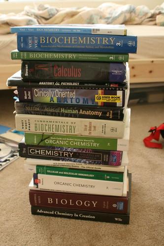 Textbook Hoarder by theadventuresofbeka