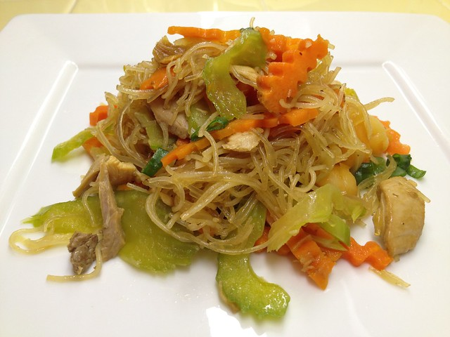 Pancit Baby's Eatery and Palabok