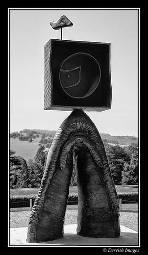 Yorkshire Sculpture Park Miro by Dervish Images