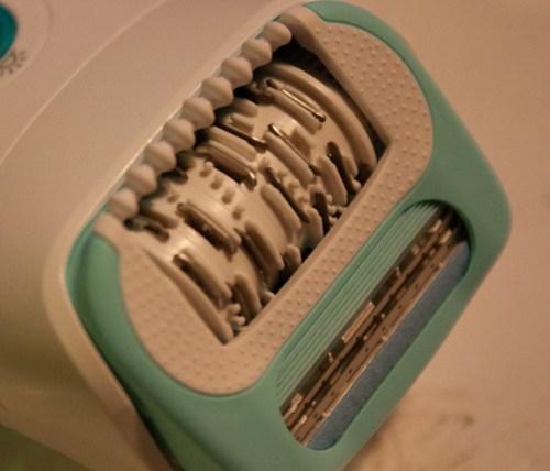 Braun 7861 dual epilator 2