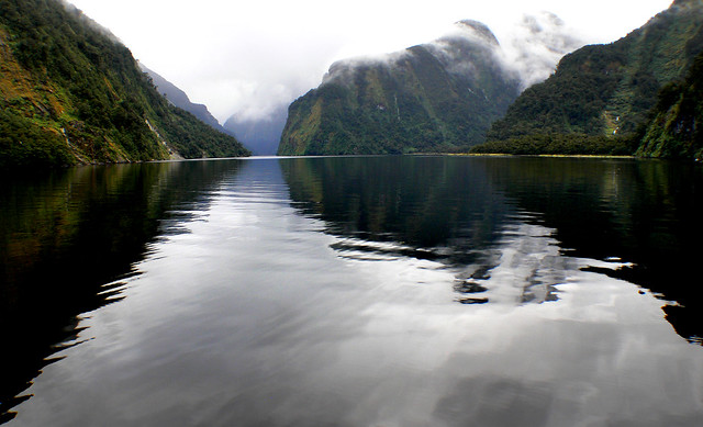 Doubtful Sound, one of the top things to do in Queenstown, New Zealand