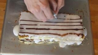 La recette du mille-feuilles