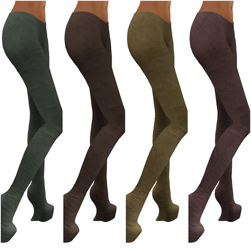 Leggings Suede 2