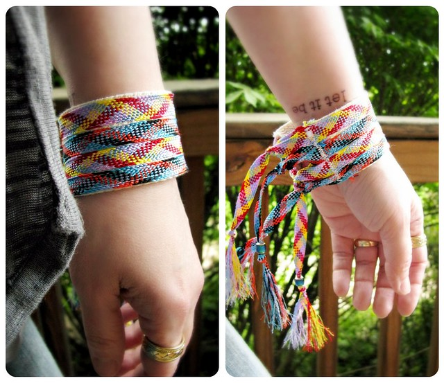 Friendship Cuff Bracelet