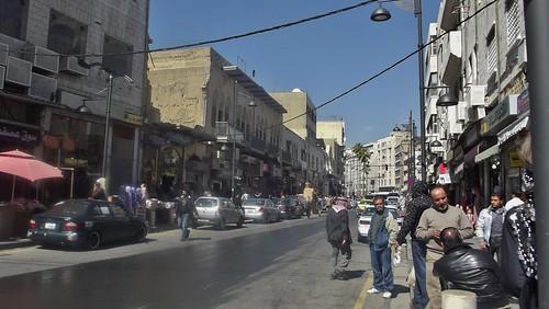Amman City Scenes, Jordan - March 2012