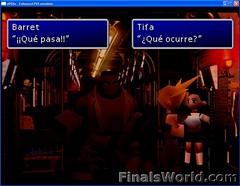 Final Fantasy emulador