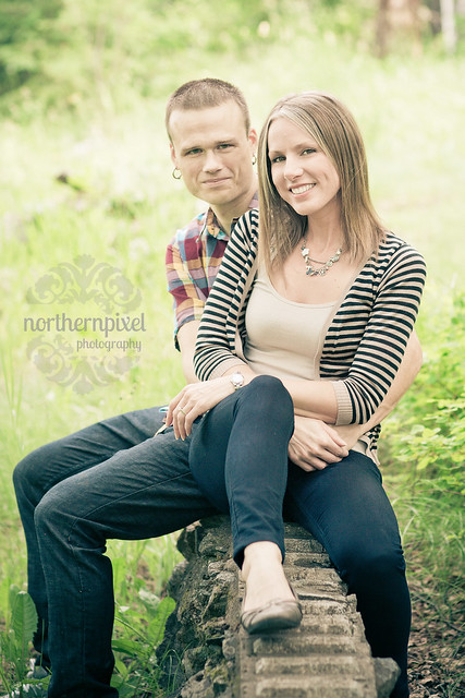 best engagement session prince george photographers