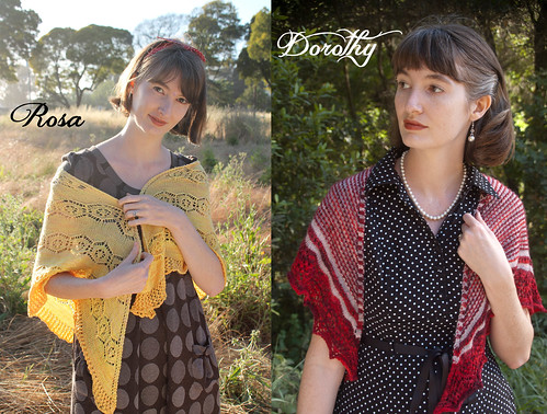 Rosa and Dorothy