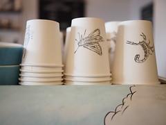 Takeaway Cups, Prufrock Coffee, Leather Lane