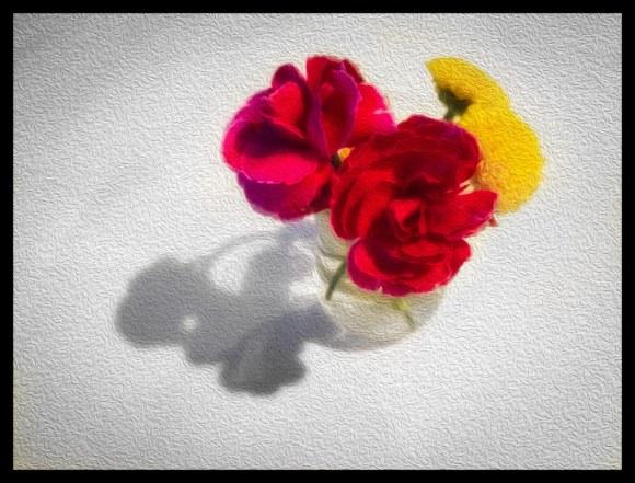 Table Flowers - Santa Fe - 2014