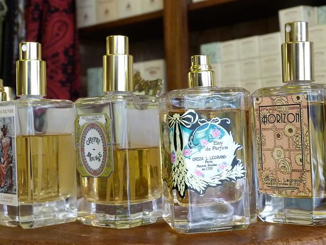 Oriza Legrand Paris boutique