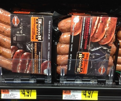 Harley Davidson Roadhouse Customs Sausages