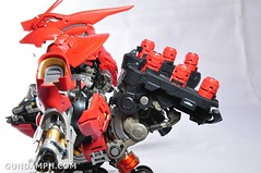 Formania Sazabi Bust Display Figure Unboxing Review Photos (103)